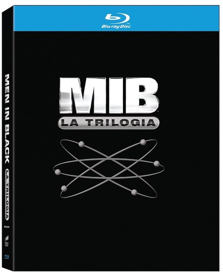 Trilogía Men In Black, en Blu-ray, por 9,84 euros en Amazon