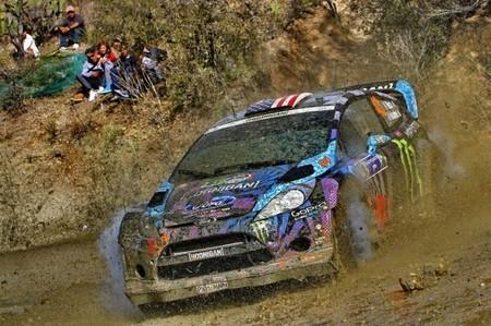 Ken Block no correrá más pruebas del Mundial de Rallyes en 2013