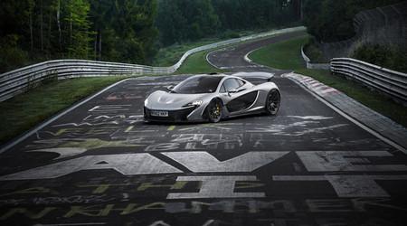 McLaren confirma el P13 para 2015 y un P1 de circuito
