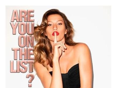 Gisele Bündchen manda callar con Carolina Herrera. ¿Tendrá algo que decir Chanel al respecto?