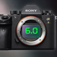 Ya disponible para descargar el firmware 6.0 de la Sony A9 que añade Eye AF en tiempo real para animales y disparo a intervalos