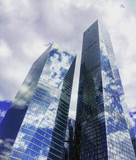 Rascacielos Europa