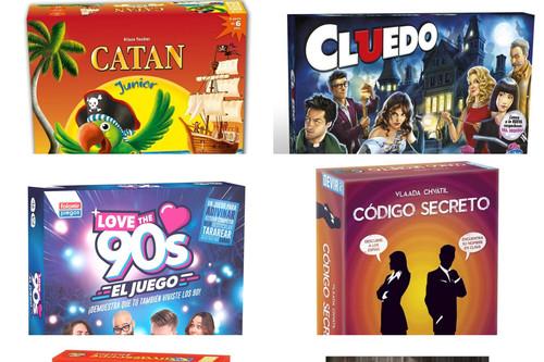 12 juegos de mesa  ideales para regalar por Navidad y disfrutar en familia por menos de 31 euros