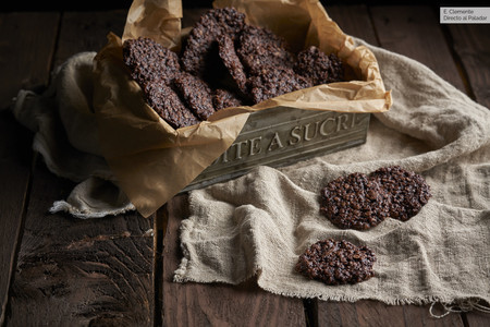 Galletas De Nutella Al Microondas