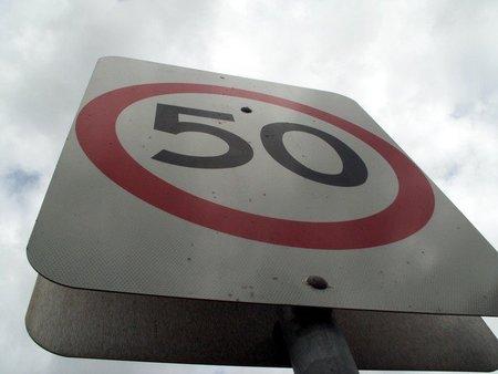 Limite 50 km/h