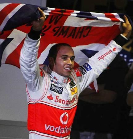 """Lewis Hamilton: """"Fue una de las carreras más duras de mi vida"""""""