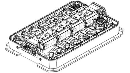 Bateria Suv Electrico Bollinger Detalle