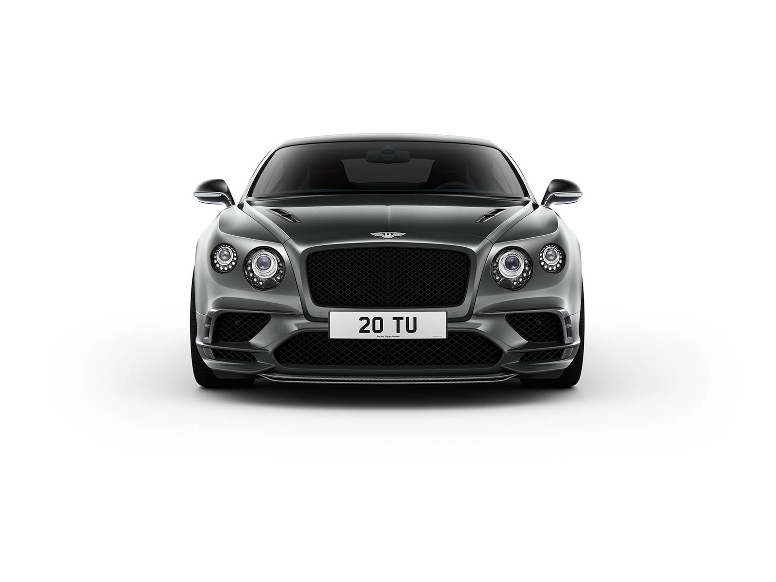 Foto de Bentley Continental GT Supersports 2017 (7/13)