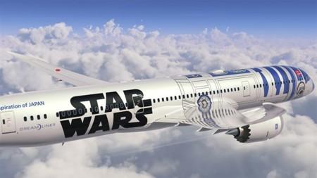 Lo que siempre has soñado: Vas a poder volar en el avión de Star Wars