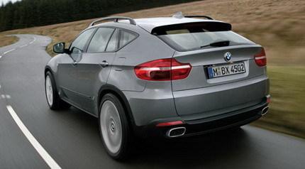 Recreaciones del BMW X6