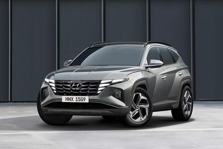 Hyundai Tucson 2022 México