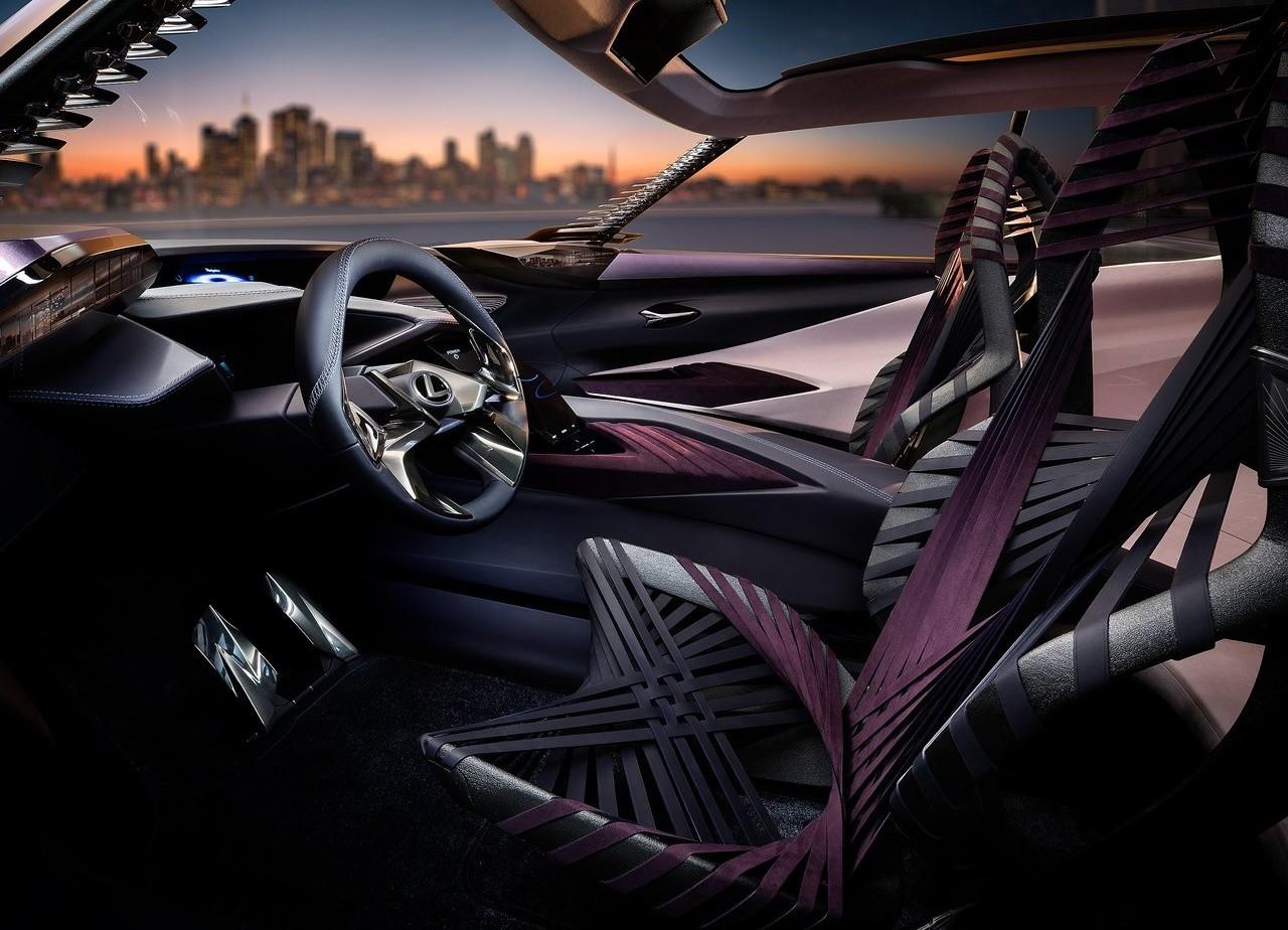 Foto de Lexus UX Concept (15/17)