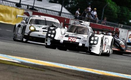 24 horas de Le Mans 2014: Porsche, preparados para el reto