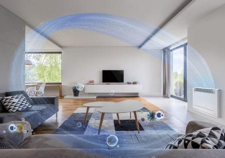 Aire acondicionado y purificadores domésticos: así pueden ayudar a mantener a raya los virus y bacterias dentro de casa