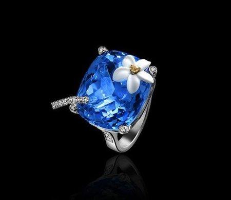 Piaget se inspira en la cocktelería: nueva colección de anillos Limelight Cóctel