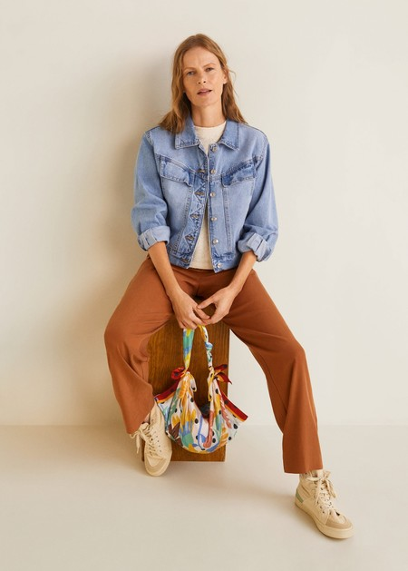 Bolso Mango Outlet Ss 2020 05