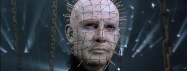 Toda la saga 'Hellraiser' en el cine: diez viajes sin billete de vuelta a un infierno de placer y dolor