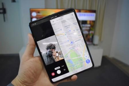 Samsung Galaxy Fold Primeras Impresiones Mexico Pantalla Interna Multitarea