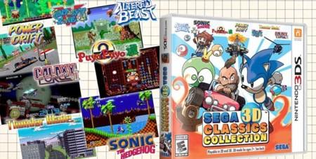 Una recopilación de SEGA llegará al 3DS con Classics Collection