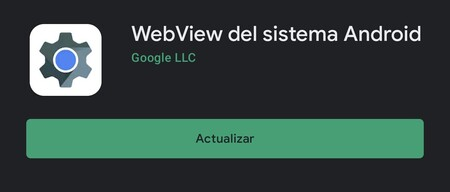 Webview Google