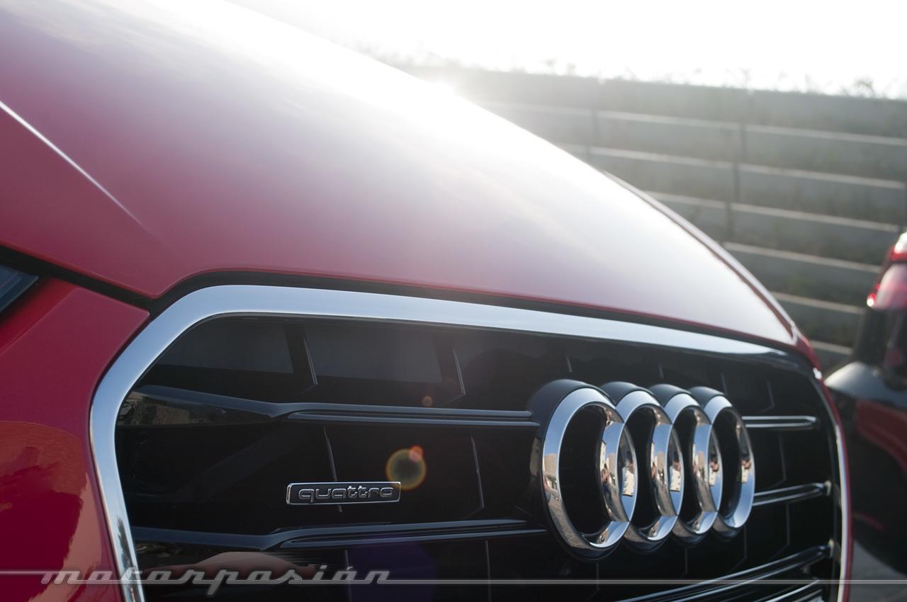 Foto de Audi A3 presentación (29/39)
