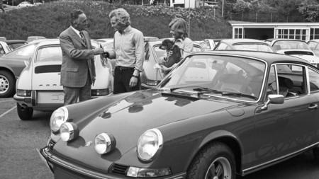 Porsche Entrega Sus Autos En La Fabrica 7