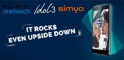 """Precios Alcatel Idol 3 de 5.5"""" con Simyo y comparativa con Yoigo"""