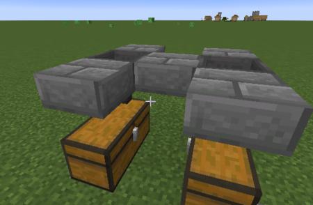 Guía creación granja automática minecraft patatas zanahorias trigo