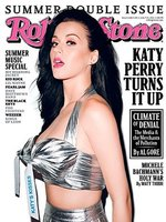 Katy Perry y sus problemas de pechonalidad, todo uno en Rolling Stone