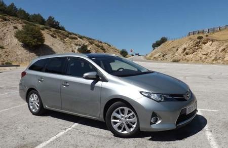 El Toyota Auris Touring Sports 120D a prueba: Los detalles importan