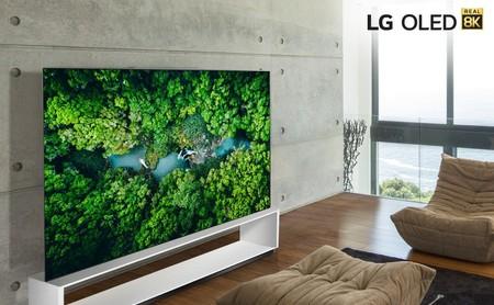 """LG OLED 8K y NanoCell 8K 2020: un """"8K real"""" para las televisiones insignias de LG en este año"""