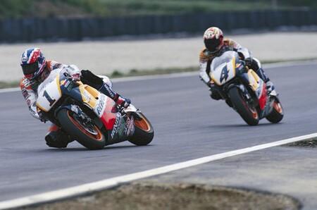 Doohan Criville Austria 500cc 1996