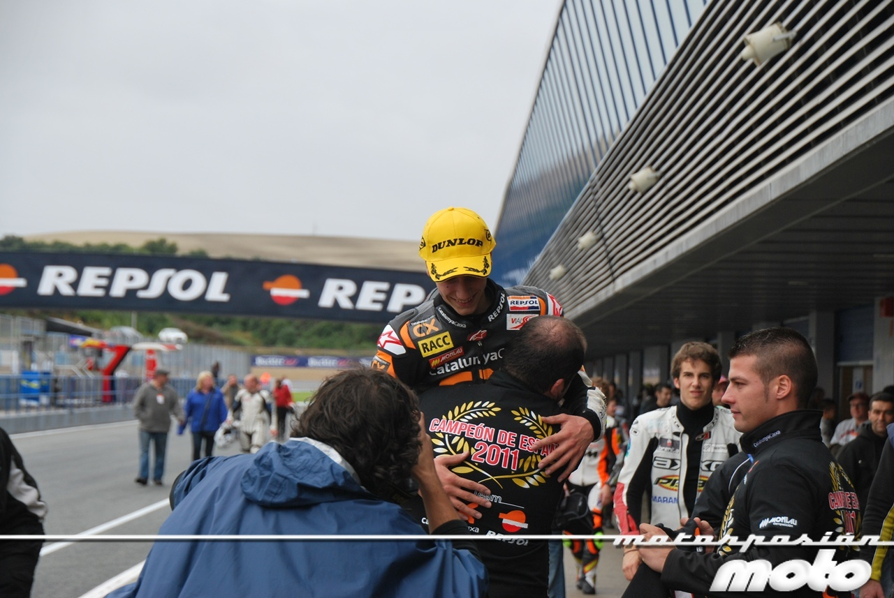 Foto de CEV Buckler 2011: aspirantes al título en Jerez (50/70)