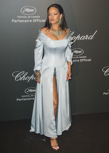 Fiesta Chopard Cannes Looks Celebrity 2017 4