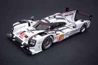 Porsche pone a punto su 919 Hybrid para 2015
