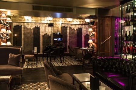 Club A, el restaurante con alma de club inglés en el centro de Madrid