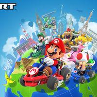 'Mario Kart Tour' activa la segunda beta de su modo multijugador, esta vez abierta a todos los jugadores