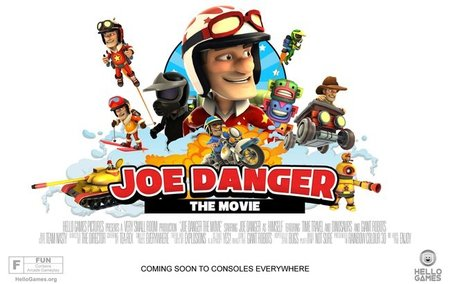 'Joe Danger: The Movie' se deja ver en movimiento con tres vídeos comentados por Sean Murray, de Hello Games