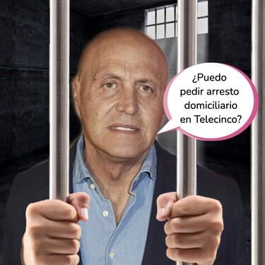 """¡Calvo a la fuga! Kiko Matamoros niega su entrada en prisión y dice estar """"muy tranquilo"""" con sus problemas legales"""