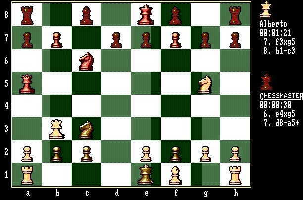 The Fidelity Chessmaster 2100 (Software Toolbox, 1989)