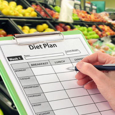 Así debe ser tu dieta para perder peso