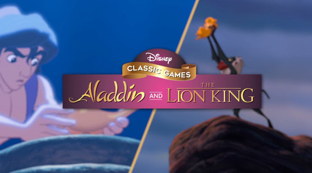 Anunciado Disney Classic Games: Aladdin and The Lion King, una edición con los clásicos juegos de Disney, mejoras visuales y nuevas funciones