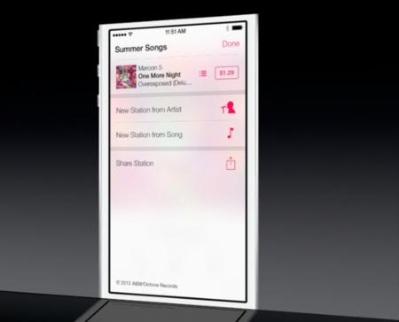 Apple lanza iTunes Radio