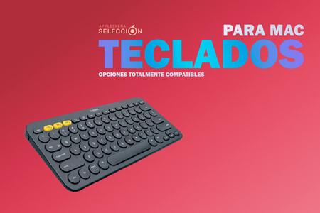 Qué teclado comprar para Mac: siete propuestas totalmente compatibles con macOS y alternativas al Magic Keyboard