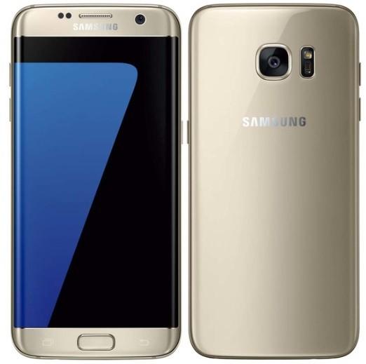 Smartphone libre Samsung Galaxy S7 Edge dorado 32GB
