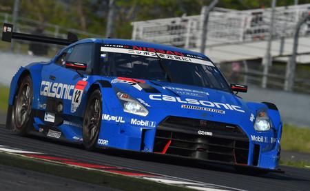 Nissan Calsonic Team Impul 2014 Fuji