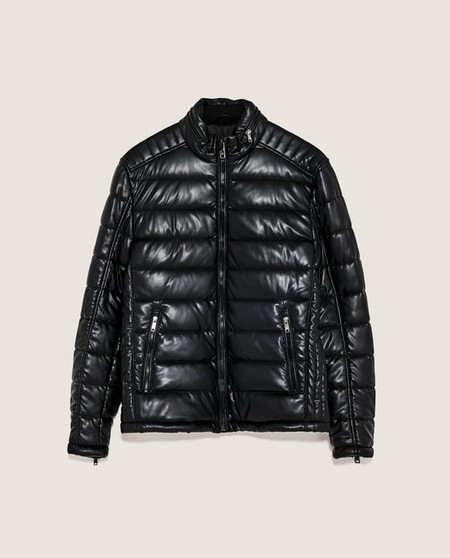 Once Chaquetas De Zara Que Mas Que Acolchadas Son Muy Calientitas Para Este Invierno