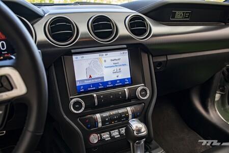 Ford Mustang Mach 1 2021 Prueba 025