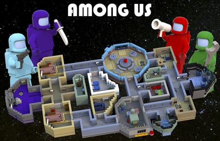 La isla de Animal Crossing, el castillo de Hyrule o la nave de Among Us: las nuevas LEGO Ideas que esperan convertirse en realidad