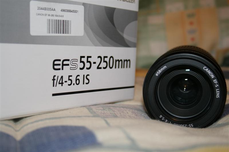 Foto de Canon EF-S 55-250mm f/4-5.6 IS (15/29)